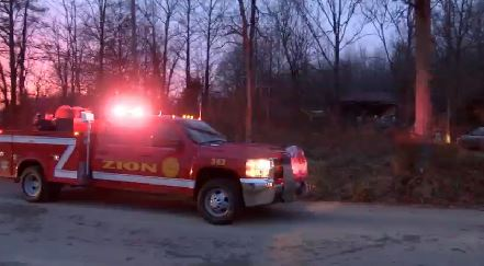 Photo of Body Found In Henderson County House Fire