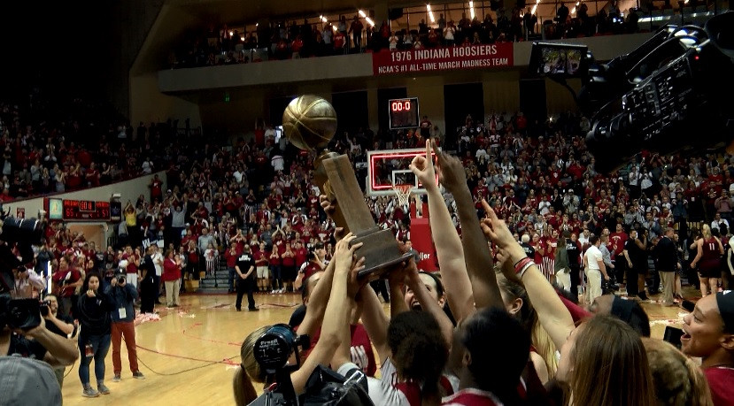 Photo of Tyra Buss Closes Book on Career with WNIT Championship