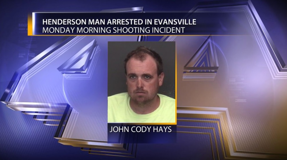 Photo of Henderson Man Arrested For Home Break-In, Shooting Incident