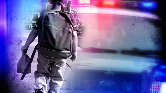 Photo of School Threat Causes Increased Law Enforcement
