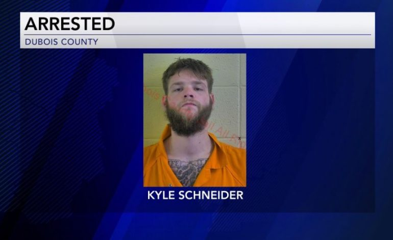 Man Arrested in Connection With Dubois County Stabbing