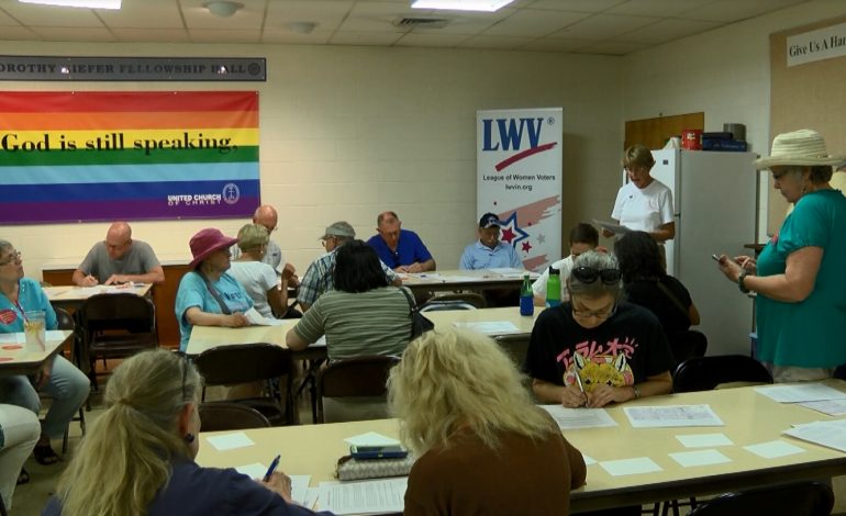 Local Group Calls Attention to Gerrymandering
