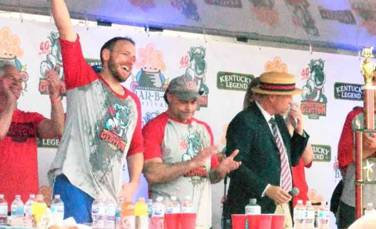 Chestnut Steals the Show at the 2nd Annual Mutton Glutton Competition