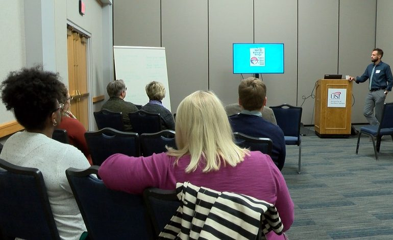 University of Southern Indiana Hosts Event for Tri-State Non-Profits