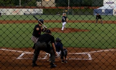 Otters Survive 9th Inning Rally, Even Series