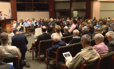 Hundreds Gather At Newburgh Temple For Show Up For Shabbat