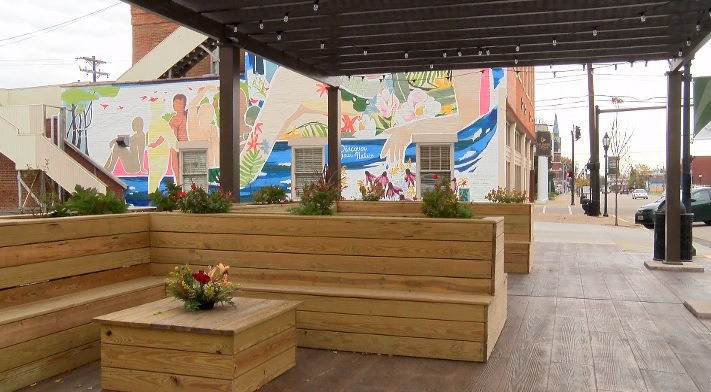 Perch Pocket Park Planning Committee Awarded