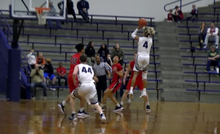 Lander Drops 40, Reitz Handles TH South
