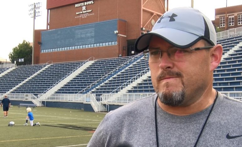 Reitz Football Ready for Another Nut Club Classic