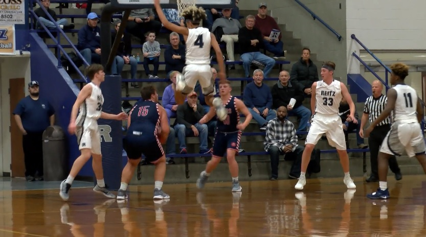 Photo of Reitz Falls to Bedford North Lawrence 62-61