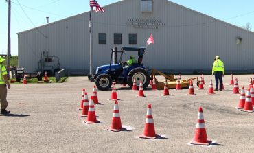 Roadeo Event Designed to Help KYTC Workers Improve Skills
