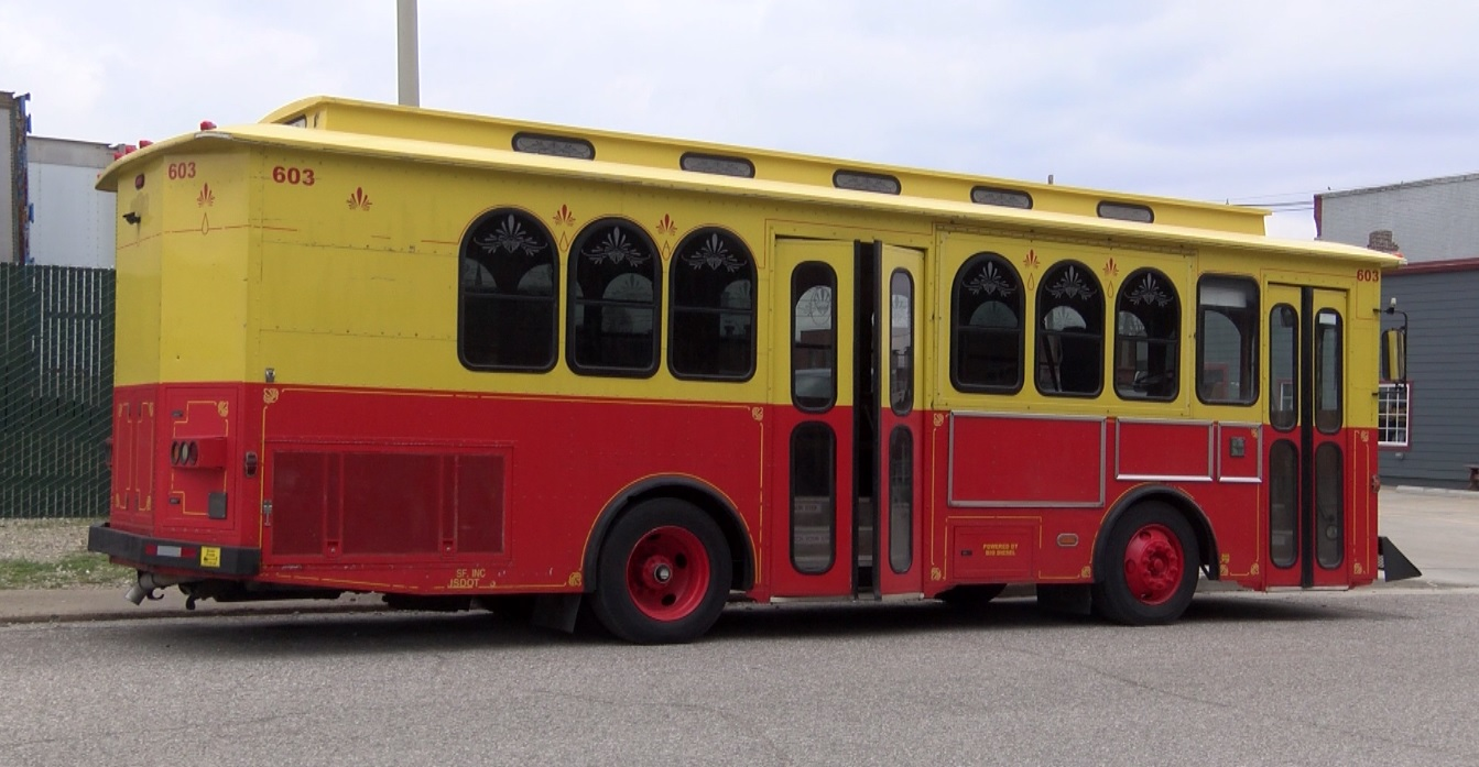 Photo of Launch Date Announced For Evansville Trolley