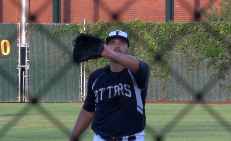 July 2018 Athlete of the Month: Otters Pitcher Tyler Vail