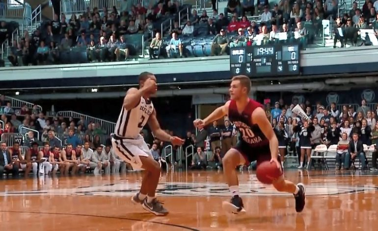USI MBB Falls in Road Exhibition Game vs. Butler 79-58