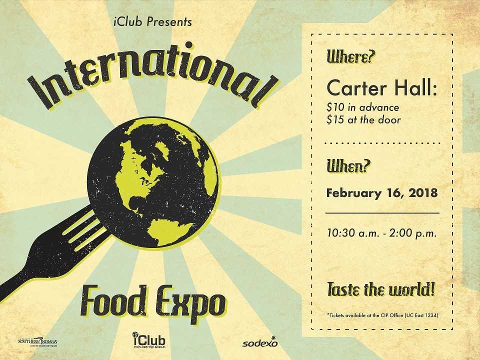 USI International Food Expo Set for Feb  16th - 44News | Evansville, IN