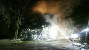 Photo of Deadly Fire Reported In Vincennes