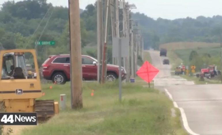 Construction Begins on 30 Mile Trail System in Warrick County
