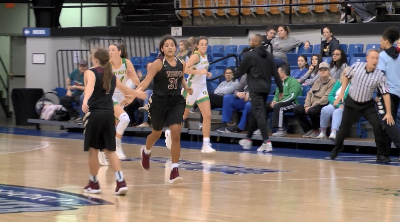 Photo of Webster GBB Stays Undefeated, Beats OC in OIT Championship