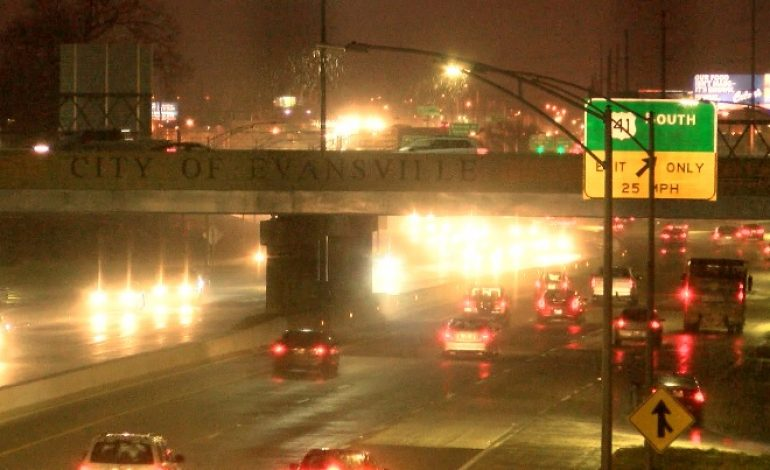 Evansville Drivers Impacted by Winter Conditions