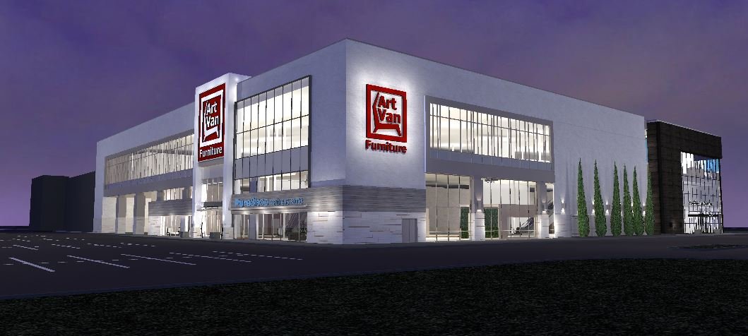 Art Van Furniture To Open In Evansville 44news Evansville In