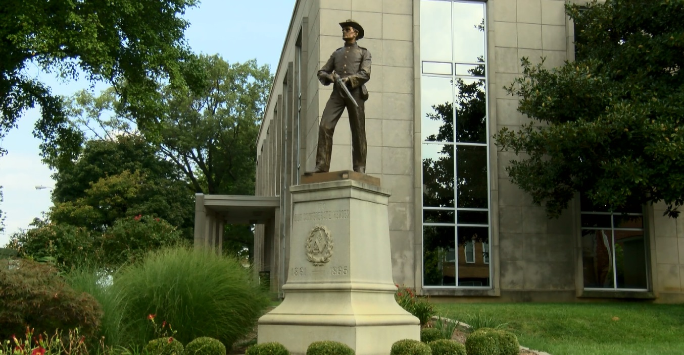 Photo of Daviess County Fiscal Court Delays Vote on Confederate Monument