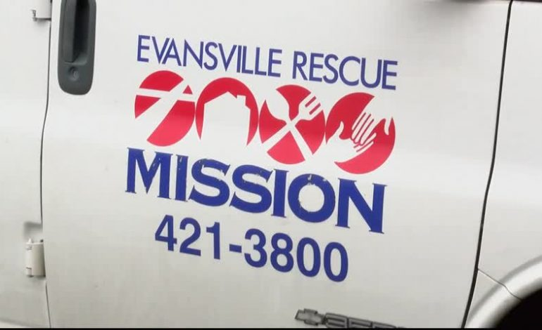 Giving Back with Evansville Rescue Mission