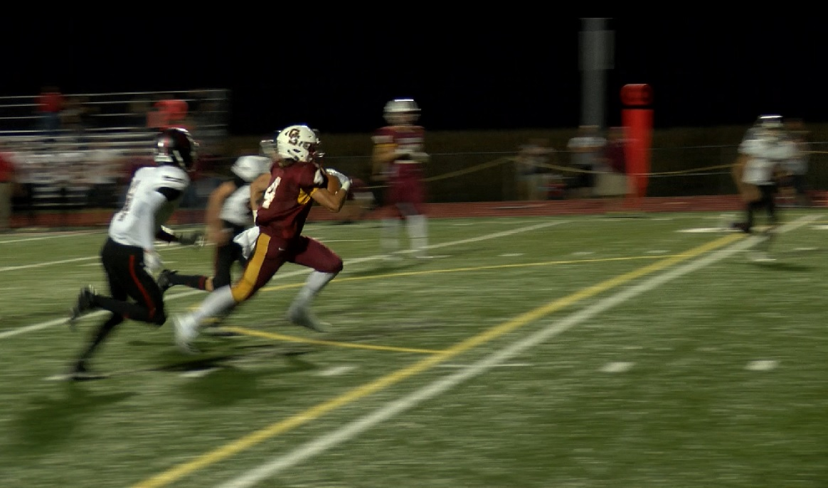 Photo of #44Blitz: Gibson Southern Runs Past North Posey 63-7