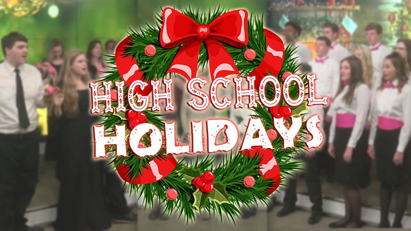 Photo of Enjoy The Sounds Of The Season With 'High School Holidays'