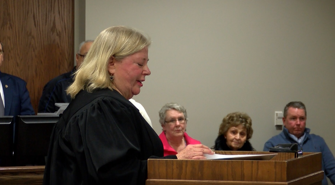 Photo of Henderson County Celebrates Judge Leslie Newman