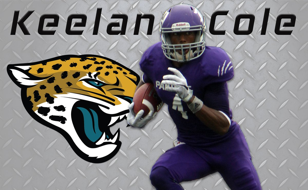 Photo of KWC's Keelan Cole Signs with Jacksonville Jaguars