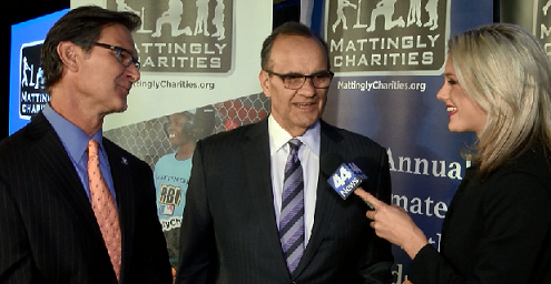 Photo of Exclusive: Joe Torre and Don Mattingly join JoJo Gentry LIVE before Mattingly Charities event