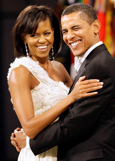 Photo of The Obama's Are Named the Most Admired Man and Woman of 2018