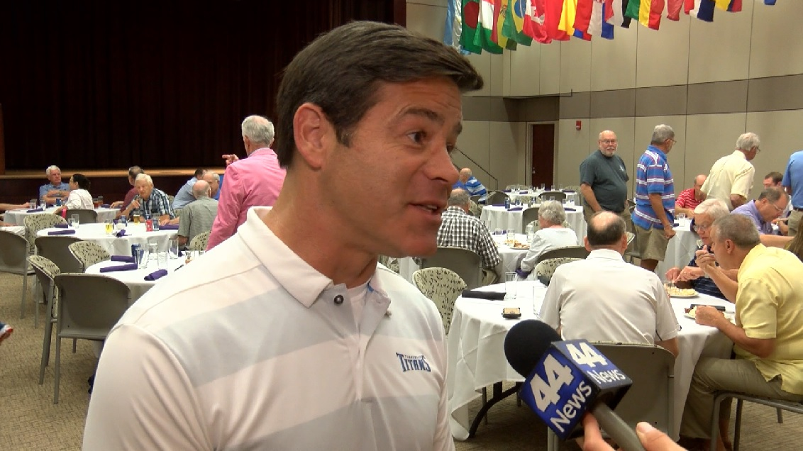 Photo of Voice of Tennessee Titans Mike Keith Revisits Tri-state