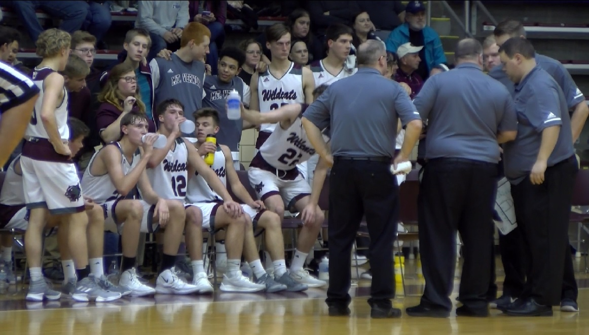 Photo of North Posey Wins at Mount Vernon 69-63
