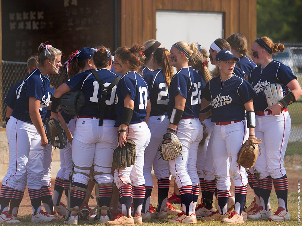 Photo of USI Softball Ranked 24th in National Poll