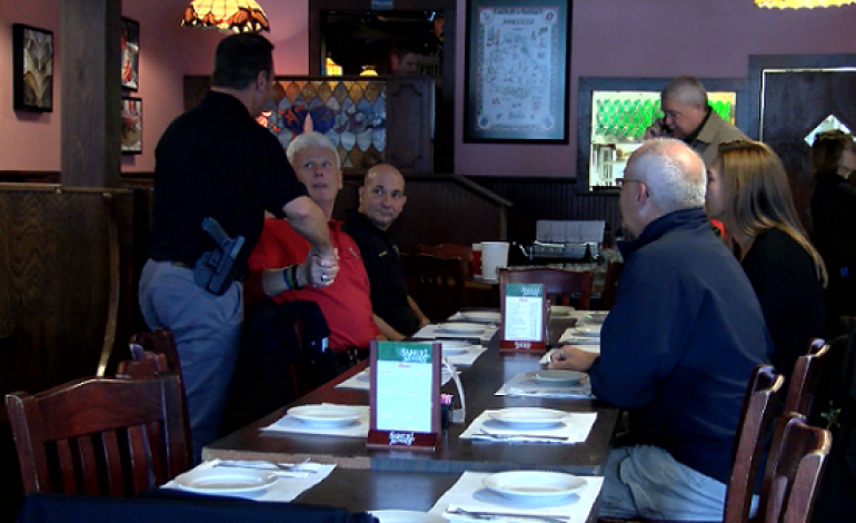 Southwestern Indiana Sheriffs Honored With Luncheon
