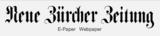 Neue Züricher Zeitung (NZZ)