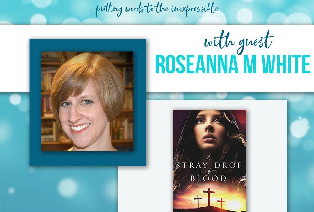 unExpressed: Roseanna M. White
