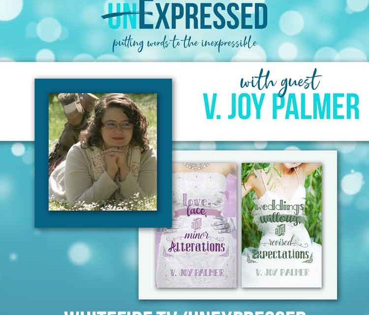 unExpressed Ep 10: Joy Palmer