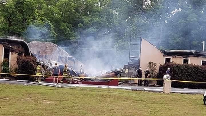 Church Set on Fire for Refusing to Close During Quarantine in Mississippi