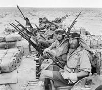 An SAS Patrol from WW2