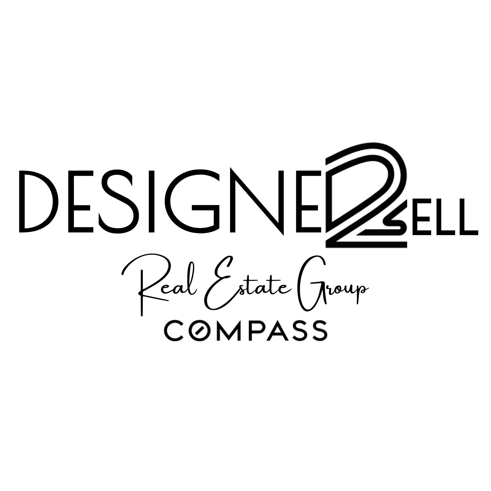 Designed 2 Sell Real Estate Group logo
