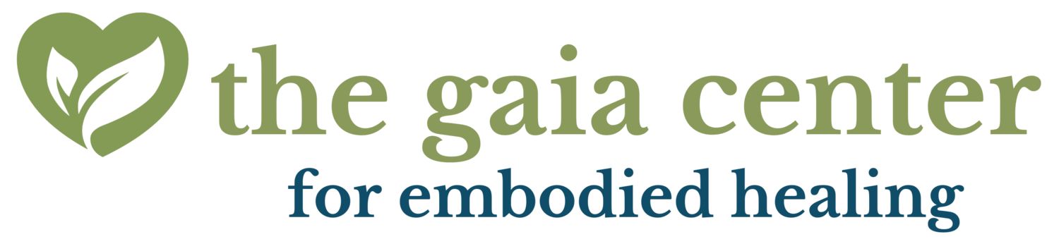The Gaia Center for Embodied Healing logo