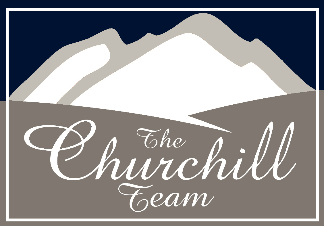 The Churchill Team Powered by eXp logo