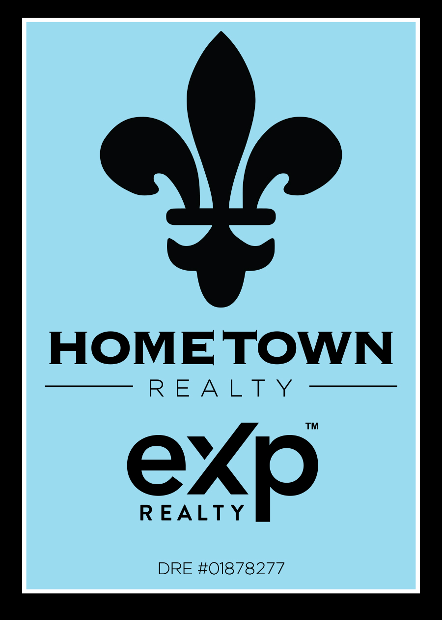 Hometown Realty brokered by eXp Realty logo