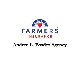 Farmers Insurance, Andrea L. Bowles Agency logo