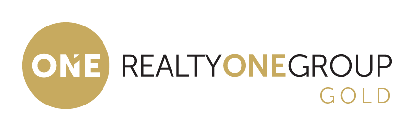 Realty ONE Group Gold logo