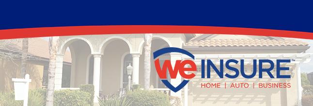 We Insure Stuart logo