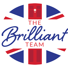 The Brilliant Team logo