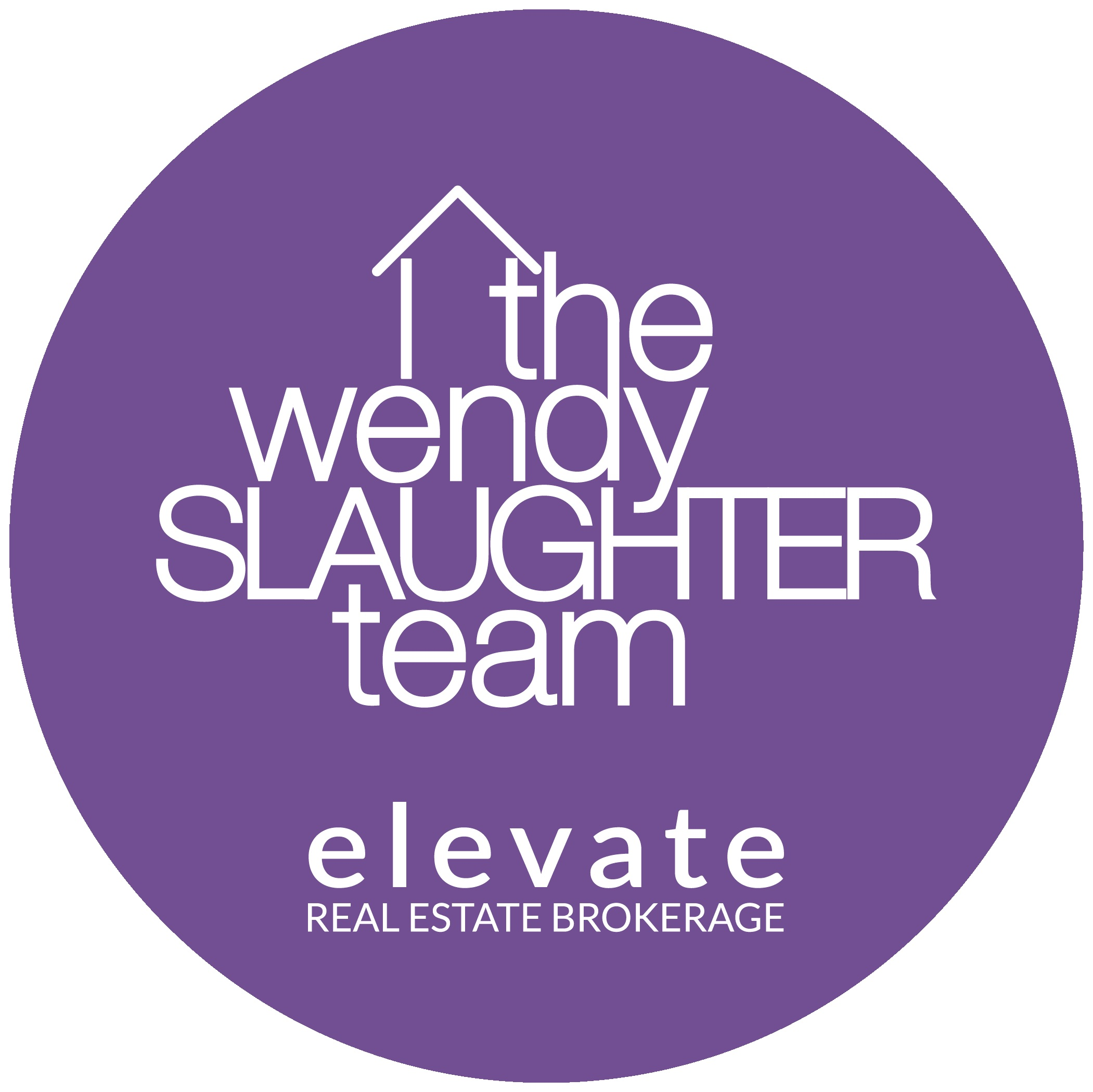 The Wendy Slaughter Team at Elevate Real Estate Br logo